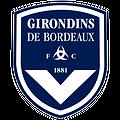 Logo foot Girondins de Bordeaux
