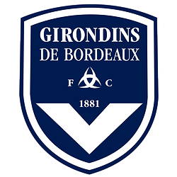 Logo foot Girondins de Bordeaux