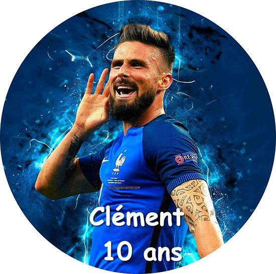 Disque azyme Giroud