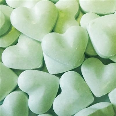 Coeur dextrose vert 100g