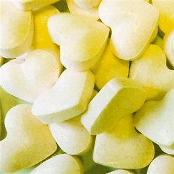 Coeur dextrose jaune 100g