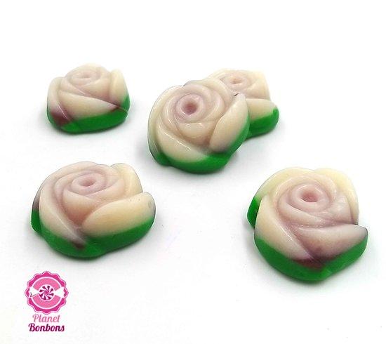 Rose fourrée 3D
