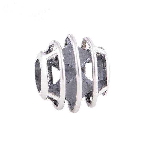 Charm Cylindrique Argent 925