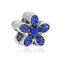 Charm Marguerite bleu