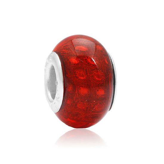 Perle Rouge brillante