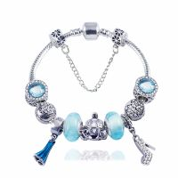 Bracelet Charm Disney Elsa 17 cm