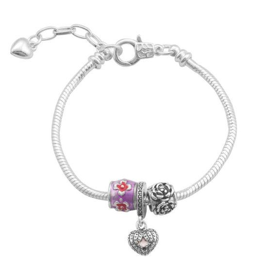 Bracelet Tout simplement (taille réglable 19 à 23cm)