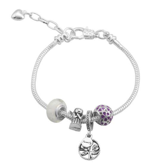 Bracelet Protection divine (taille réglable 19 à 23cm)
