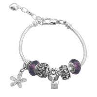 Bracelet Charm Divin (taille réglable 19 à 23cm)