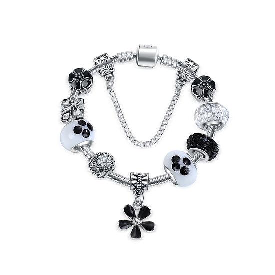 Bracelet charm London 21 cm