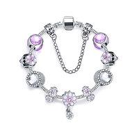Bracelet Charm Monaco 16 cm