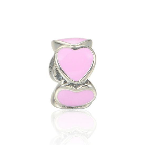 Ring of Pink Hearts