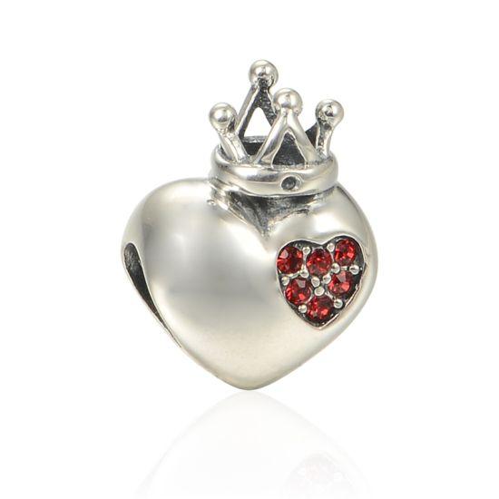 Charm Coeur des Amoureux Argent 925