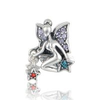 925 Sterling silver Heavenly Fairy Charm