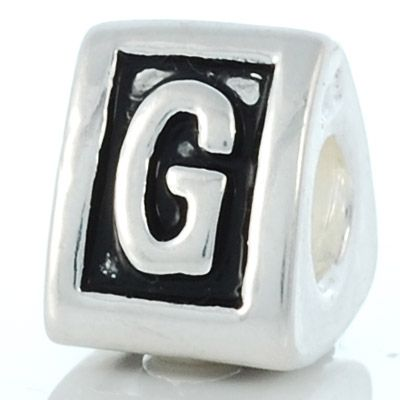Charm Lettre G