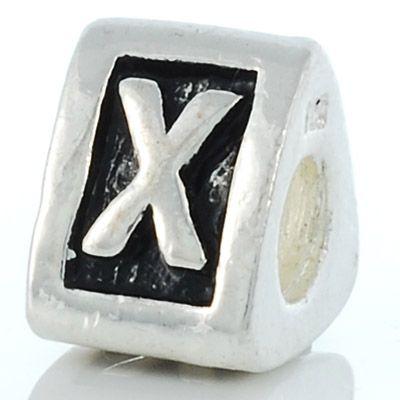 Charm Lettre X