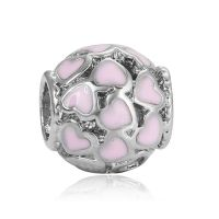 Pink crazy in love charm