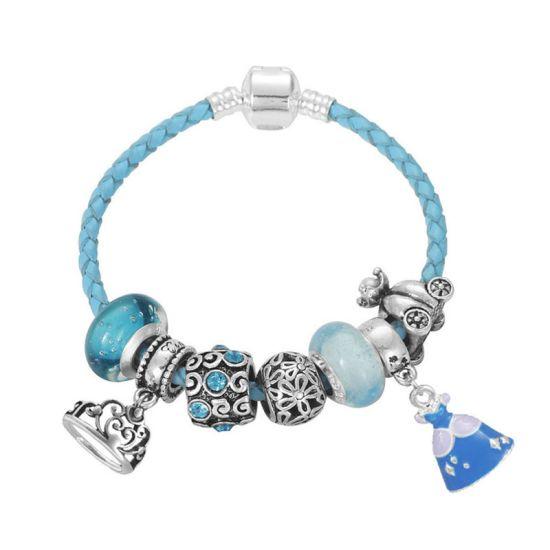 Bracelet Disney Princesse Cendrillon 17 cm