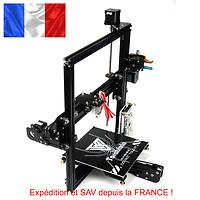 imprimante 3d TEVO i3 DIY + Auto BED LEVELING + Pro Metal extruder