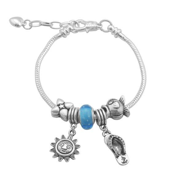 Bracelet Charm Exotique