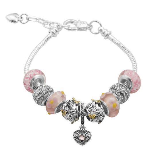 Bracelet Douceur fleurie