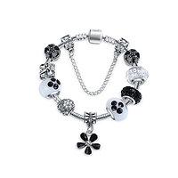 Bracelet charm London 18 cm