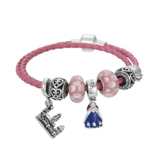 Bracelet Charm Disney Anna 18 cm