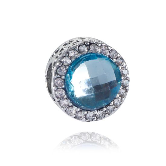 Charm Rubis turquoise