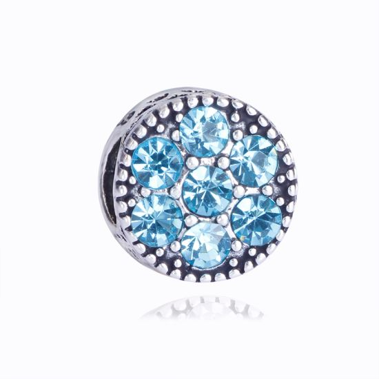 Charm Lumineux bleu