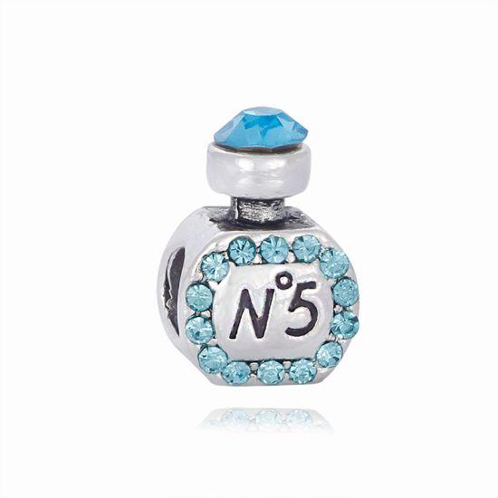 Charm Parfum N°5 bleu
