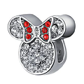 Charm Disney Minnie brillant