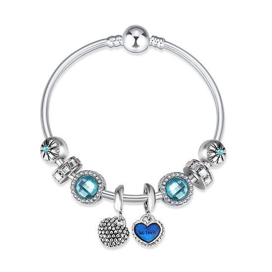 Bracelet Charm Eivissa 17 cm
