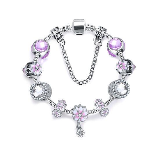 Bracelet Charm Monaco 19 cm