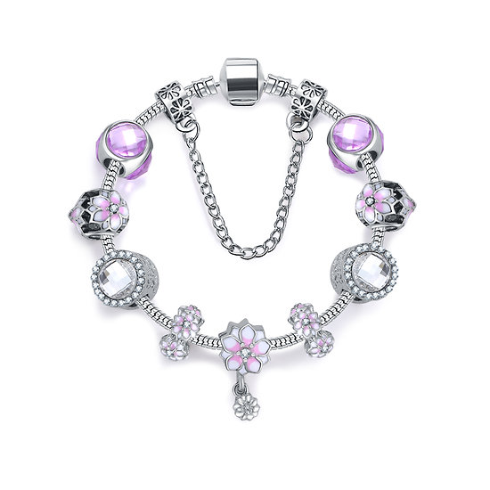 Bracelet Charm Monaco 20 cm