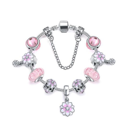 Bracelet Charm Douceur sucrée 18 cm