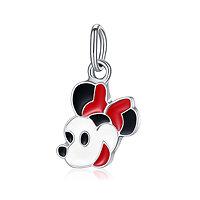 Pendentif Portrait de Minnie Disney