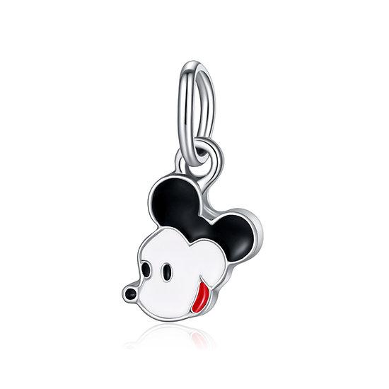 Pendentif Portrait de Mickey Disney