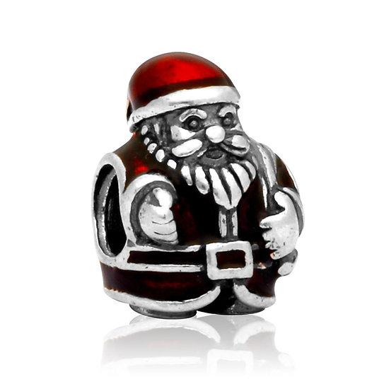 Charm Père Noël Rouge