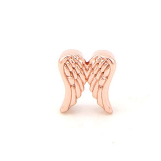 Princesse Lou EMOTION Charm Ailes d'ange Or rose