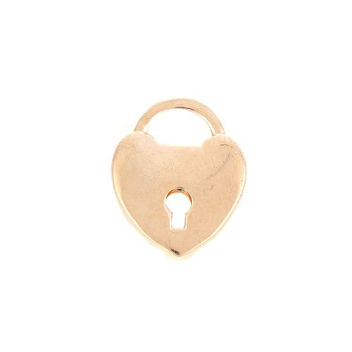 Princesse Lou EMOTION Charm Coeur Or rose