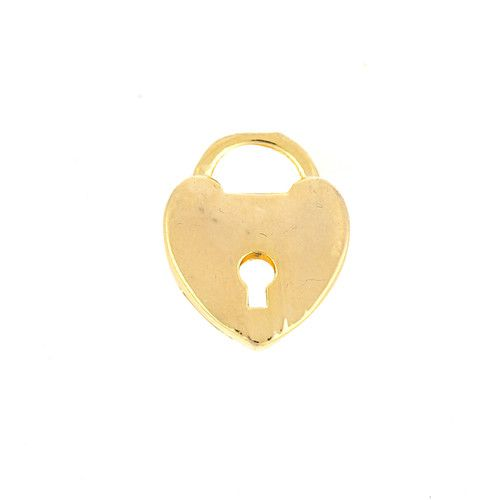 Princesse Lou EMOTION Charm Coeur Or