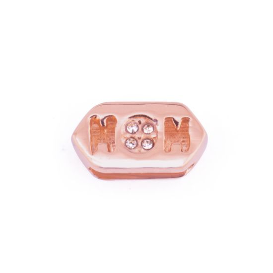 Princesse Lou EMOTION Charm Maman Or rose