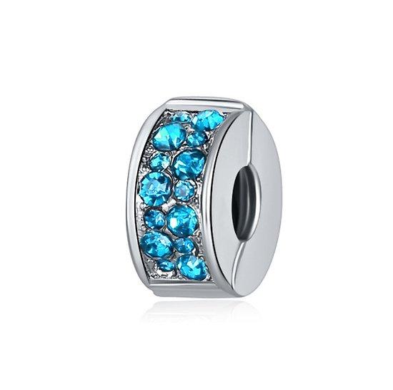 Clip Pavé Bleu