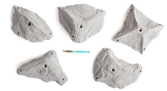 StoneLine Large Slopers (PU)