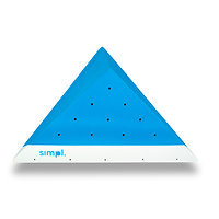 Wooden Classic Pyramid - #2G