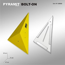 Pyramit Unique 3 - BOLT ON
