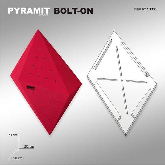 Pyramit Unique 5 - BOLT ON