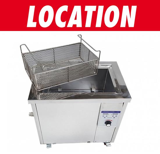 Location nettoyeur ultrasons 40 litres