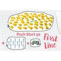 FirstLine Start 50 + visserie