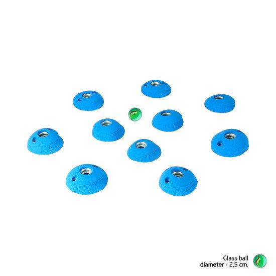 Pompeians atoms